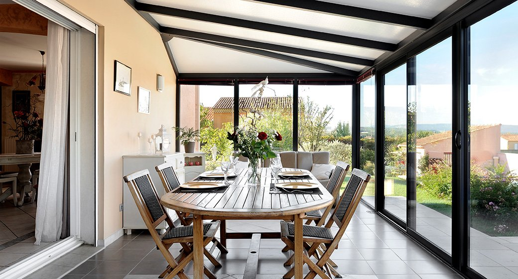 Veranda Interieur A Manger Photo